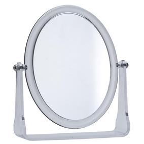 Espejo Acrilico Ovalado Liv Home 20x15cm
