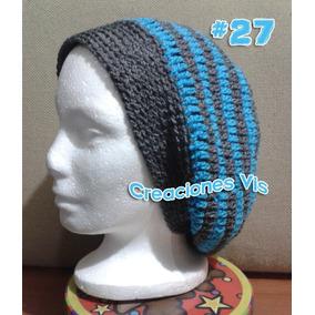 Gorro Boina Hipster De Moda Tejido A Mano Crochet Tallas 7c1ff4d6ce3