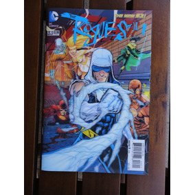 The Flash #23.3 - The Rogues #1 The New 52 - Dc Comics