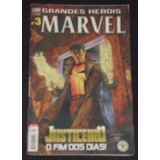 Grandes Heróis Marvel Nº 03 - Justiceiro - Ed. Abril - 2000