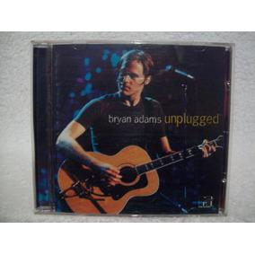 Cd Original Bryan Adams- Mtv Unplugged