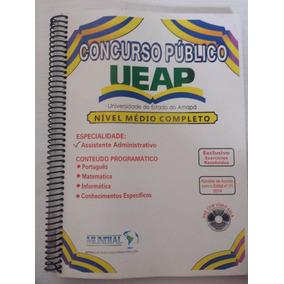 Apostila Concurso Público Ueap Assistente Administrativo
