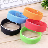 Pulseira Inteligente Bracelete Relógio Watch Smart Usb W2