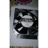 Cooler Fan Dc San Ace 109e1248h182 48v Rulemanes
