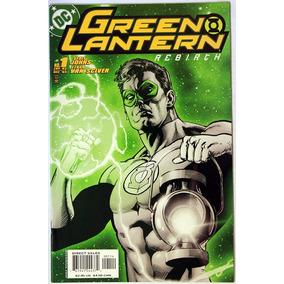 Coleção Green Lantern Rebirth (lanterna Verde Renascimento)