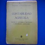Contabilidad Agricola Roberto Sanchez Bolaños Autor: Robert