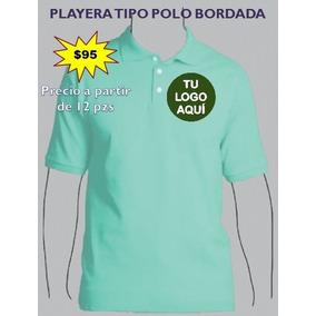 Playeras Polo Bordadas Personalizadas - Ropa 563f518eaf0e5