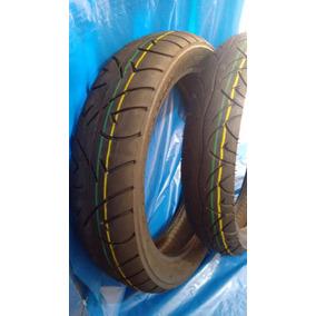 Pneu Par 140 70 17 + 110 70 17 Fazer/ Twister/ Cb500/ Cb300
