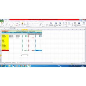 Planilhas Excel Prontas