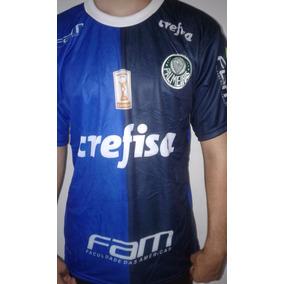 ec0a2ac165 Camisa Do Palmeiras Azul N9 - Camisas no Mercado Livre Brasil