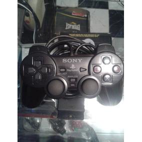 Controle Original E Usado Para Playstation 2 (leia Anuncio)