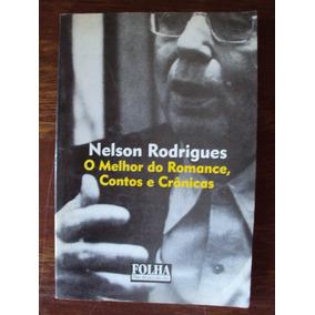 Livro O Melhor Do Romance, Contos E Cronicas (3-a)