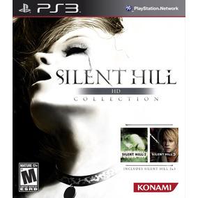Jogo Lacrado Silent Hill Hd Collection Para Playstation 3