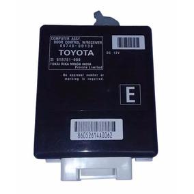 Modulo Controle Eletronico Portas Etios 12/14 897400d130 +