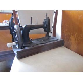 Máquina Costura Manual Antiga