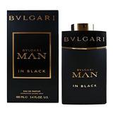 Eau De Parfum Man In Black Por Bvlgari Para Hombre En Spray