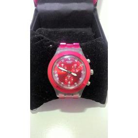 0980b50abf6 Relogio Swatch De Aluminio Tres Masculino - Relógios De Pulso no ...