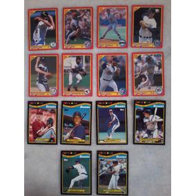 Coleção De Cartões Americano De Beisebol