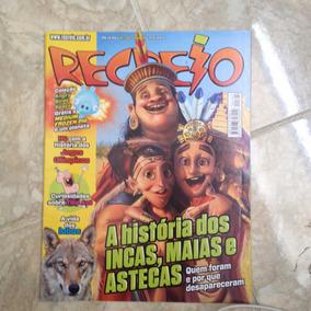 Revista Recreio 791 7/5/2015 História Dos Incas Maias Asteca