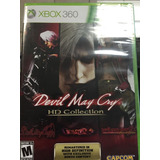Devil May Cry Hd Collection Xbox 360 Barato