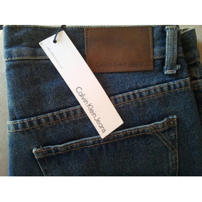 Blue Jeans Calvin Klein 100%orig Talla 33x32 Cod 11 010