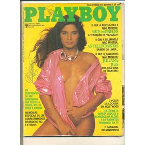 *sll* Revista Playboy N. 91 Nice Meireles - Fevereiro 1983