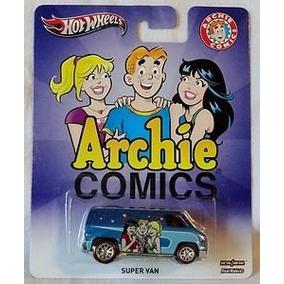 Hot Wheels Archie Comics Super Van Novo!!!