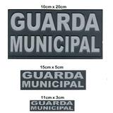 Kit Emborrachados Guarda Municipal