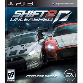 Jogo Need For Speed Shift 2 Unsleashed Ps3 Mídia Física Game