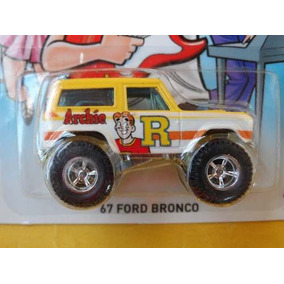 Hot Wheels Archie Comics 67 Ford Bronco Novo!!!