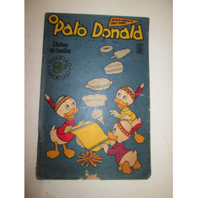 O Pato Donald Nº 964 Editora Abril 28/04/1970