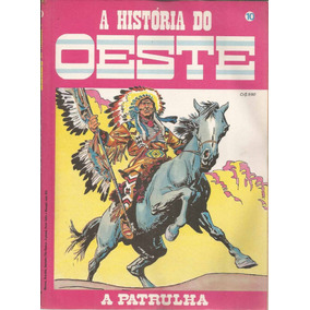 A Historia Do Oeste 10 - Record - Bonellihq Cx357 G18