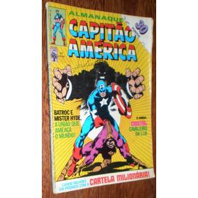 Capitão América N° 57
