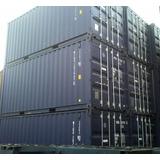Container Marítimo 20dry Novo (6 Metros)