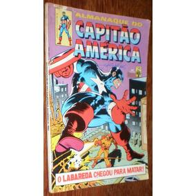 Capitão América N° 60