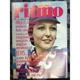 Revista Ritmo Angelica María Nº484, Dic 74 Camilo Prieto