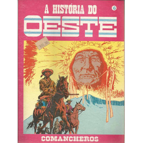 A Historia Do Oeste 06 - Record - Bonellihq Cx357 G18
