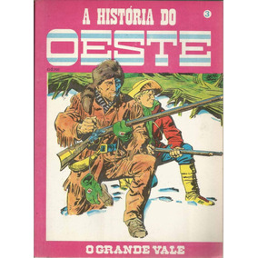A Historia Do Oeste 03 - Record - Bonellihq Cx357 G18