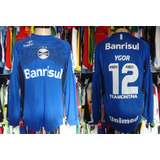Camisa Gremio Everton - Roupas de Goleiro de Futebol no Mercado ... 3ebe70eb7c43b