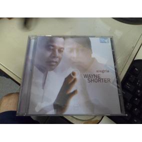 Cd Nacional - Wayne Shorter - Alegría Frete 10,00