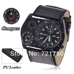 77c2fa2dc80 Relógio Masculino Militar + Bússola + Termômetro Exclusivo ...