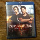 Supernatural - Temporada 8 - Bluray - Jared Padalecki