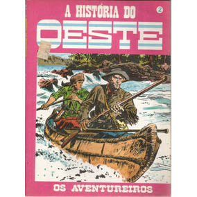 A Historia Do Oeste 02 - Record - Bonellihq Cx357 G18