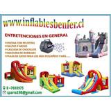 Arriendo Juego Inflable Concepcion En Mercado Libre Chile