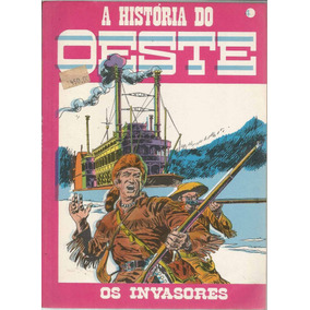 A Historia Do Oeste 04 - Record - Bonellihq Cx357 G18