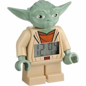 Lego Star Wars Yoda Juguete Con Reloj Y Luz Movil Diego Vez