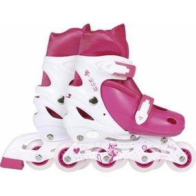 Roller Infantil Rosa M (tam. 34 A 37) Mor