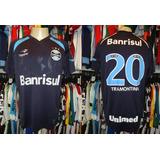 5979f3bfe7 Camisa Araçatuba - Camisa Grêmio Masculina no Mercado Livre Brasil