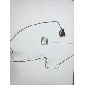 Placa Wifi + Antena Do Notebook Positivo Sim 5060m