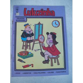 Coleção Diversões Nº 29: Luluzinha - 1992 - Abril Jovem